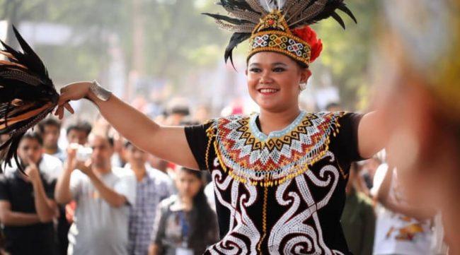 Adat Tradisional Kalimantan Utara