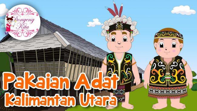 Pakaian Adat Kalimantan Utara Terlengkap Beserta Penjelasannya