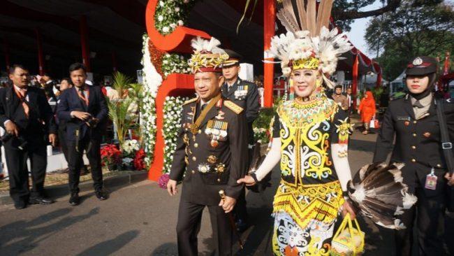 Perubahan Pakaian Kalimantan Barat