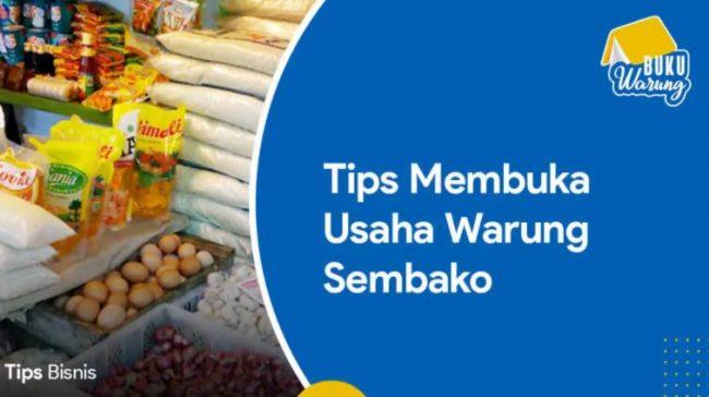 Nama Usaha Toko Sembako