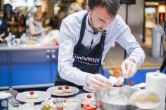 unexpected chef, toques blanches, olivier muret, sharing cuisine, youtube deux guignols en cuisine 3