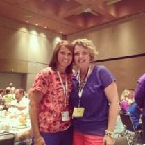Twinning with Pam Morrow