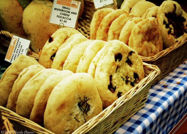 sharingourfoodadventures.com Fabulous Focaccia from Tomkinsons Bakery