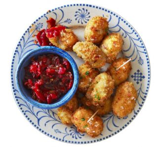 Ham and Cheese Croquettas - Good Food.