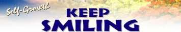 Self-Growth - Keep Smiling