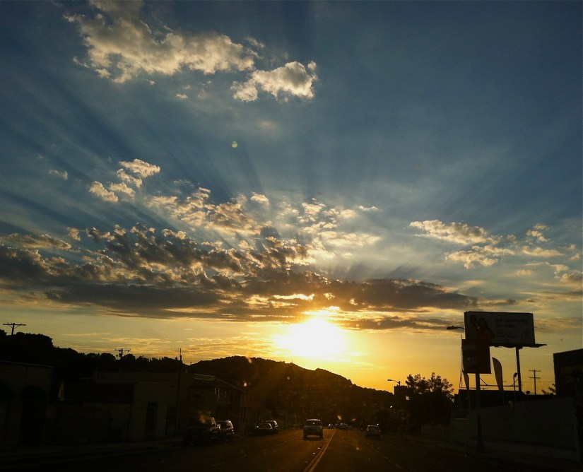 Radiance over Foothill Blvd.