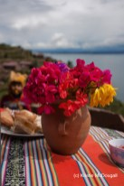 Peru - Lunch on Lake Titicaca - Kristie McDougall