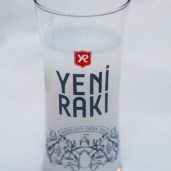 Turkish Food - Raki
