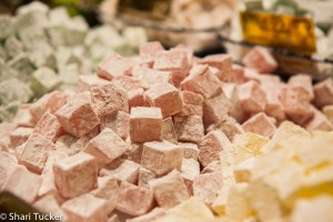 Turkish Food - Turkish Delight