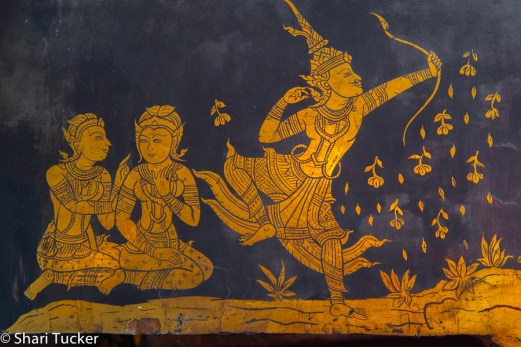 Murals at Wat Po, Bangkok