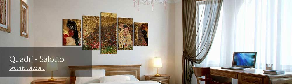 Idee per la decorazione  quadri  murando