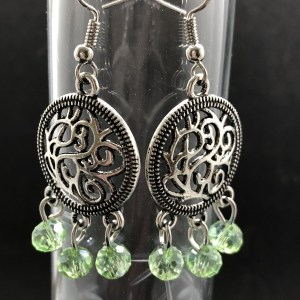 Celtic Chandelier Earrings