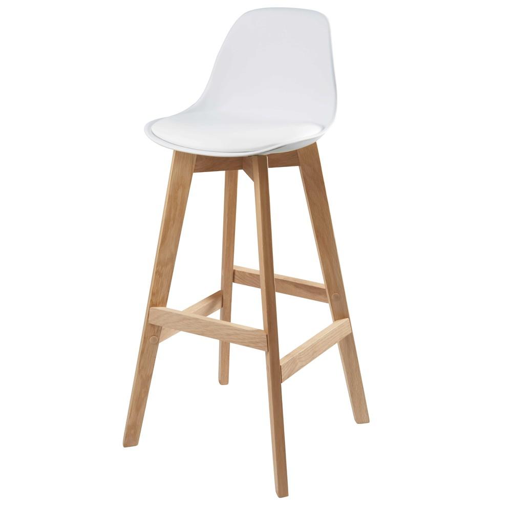 Chaise Bar Blanche  Mobilier Design, Décoration D'intérieur