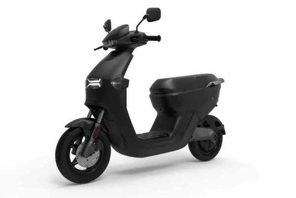 E-Mako Nero scooter elettrico