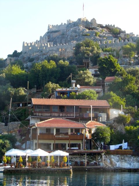 Kale Köy on the Lycian Coast