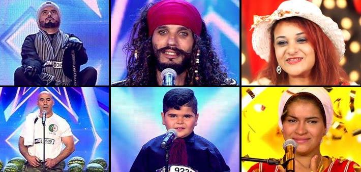 أبرز 10 مواقف بالحلقة الأولى من Arabs Got Talent الشرقية