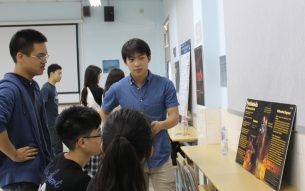 AP Psychology presents mental disorders through gallery walk