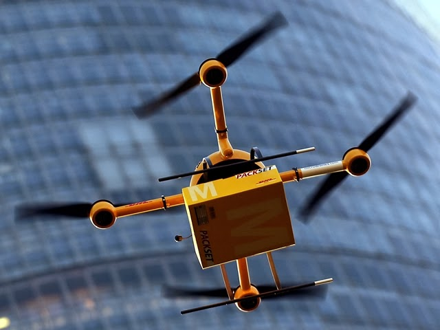 DHL - Drone fro Delivery