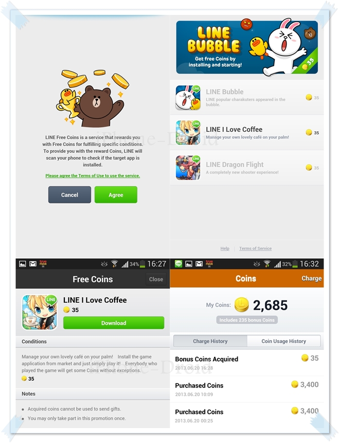 LINE-Free-Coins-Android