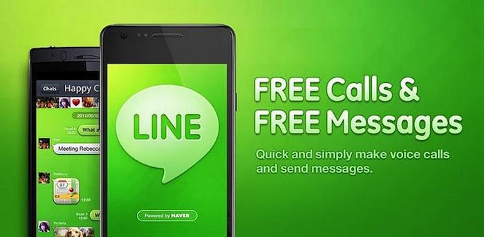 line-instant-messaging-app