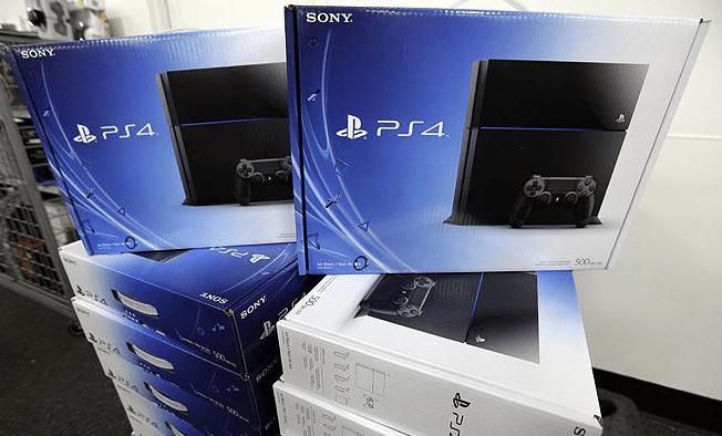 Sony PlayStation 4 Ad
