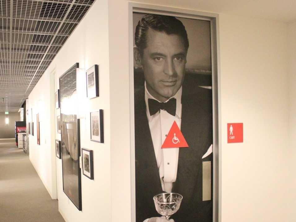 netflix-has-big-movie-photos-on-the-bathroom-doors