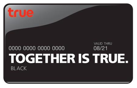 True Black Card