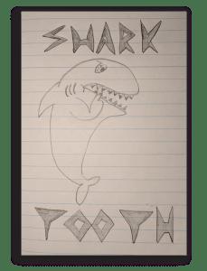 Sharkey Original Sketch