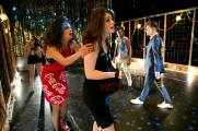Sharlee Taylor plays a disco dancer desperate for money and love