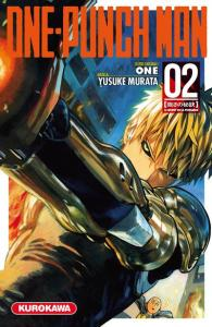 One Punch Man Tome 2