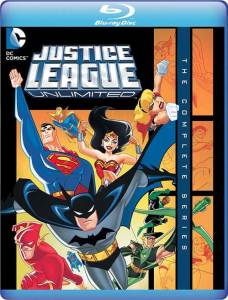 Blu Ray : Justice League Unlimited
