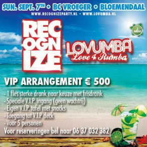 Recognize-Lovumba-Vip