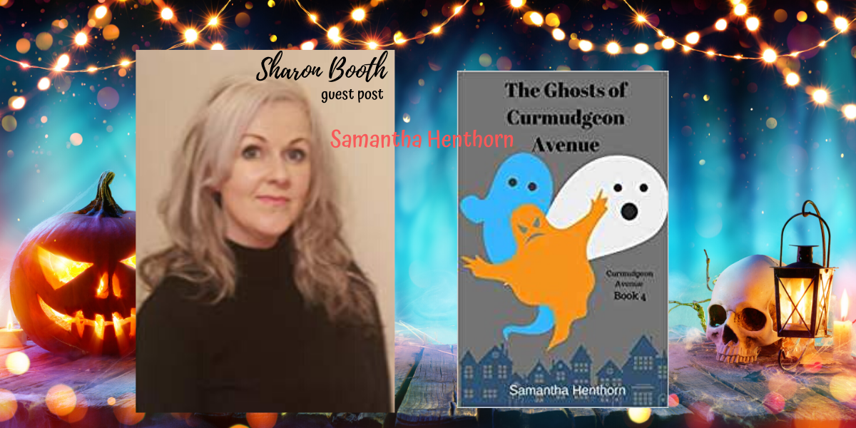 Interview and Book Extract ~ Samantha Henthorn