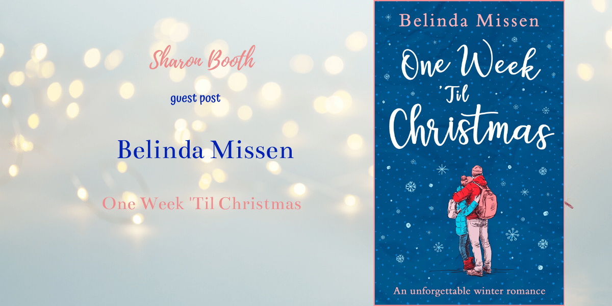 Writing One Week 'Til Christmas by Belinda Missen