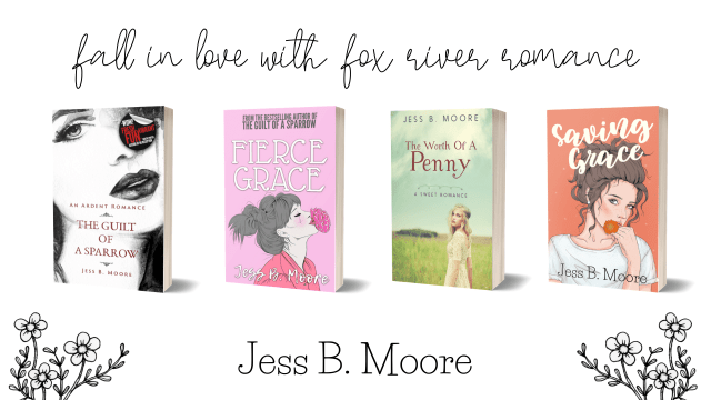 Romance Books by Jess B Moore
