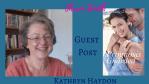 My Writing Day by Kathryn Haydon