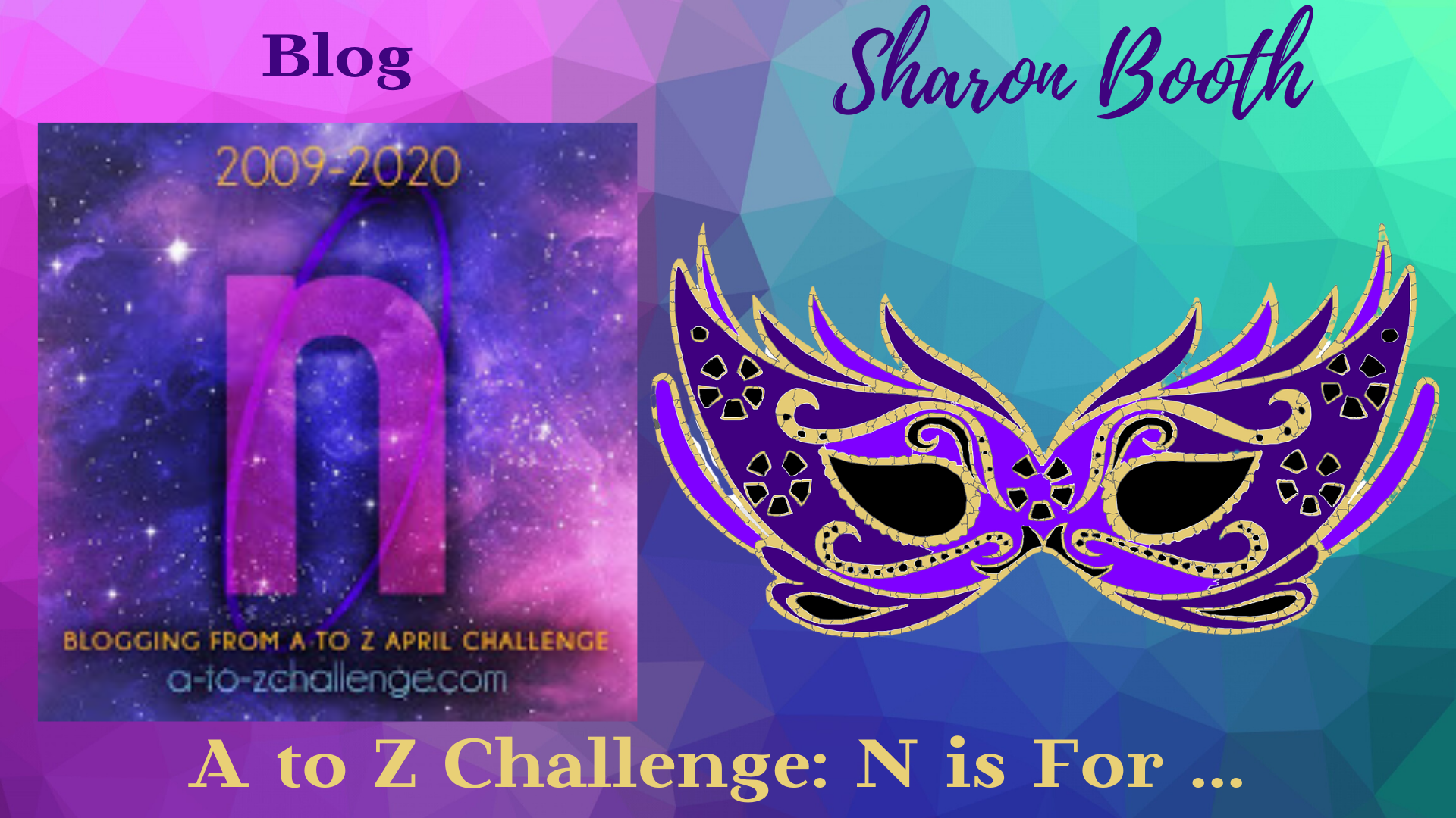 #AtoZChallenge N is For …
