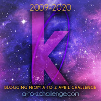 A to Z Challenge K is for