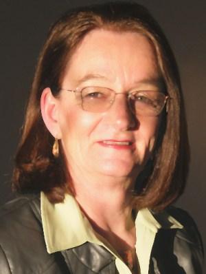 Linda Acaster - not your average romance writer