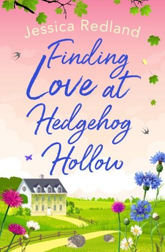 Hedgehog Hollow 1 - book cover