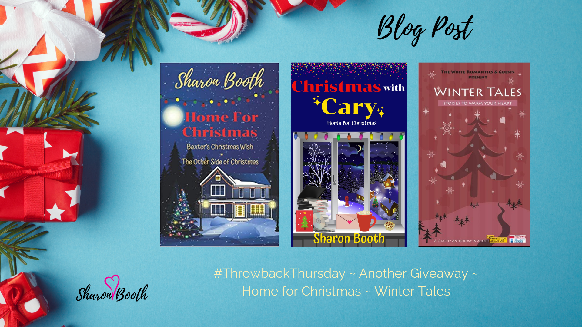 #ThrowbackThursday and another giveaway ~ Home for Christmas ~ Winter Tales