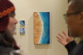 Eliaichi Kimaro Art Opening