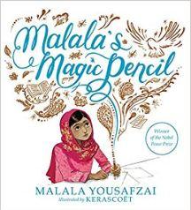 Malala's Pencil