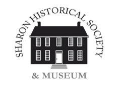 Sharon Historical Society logo