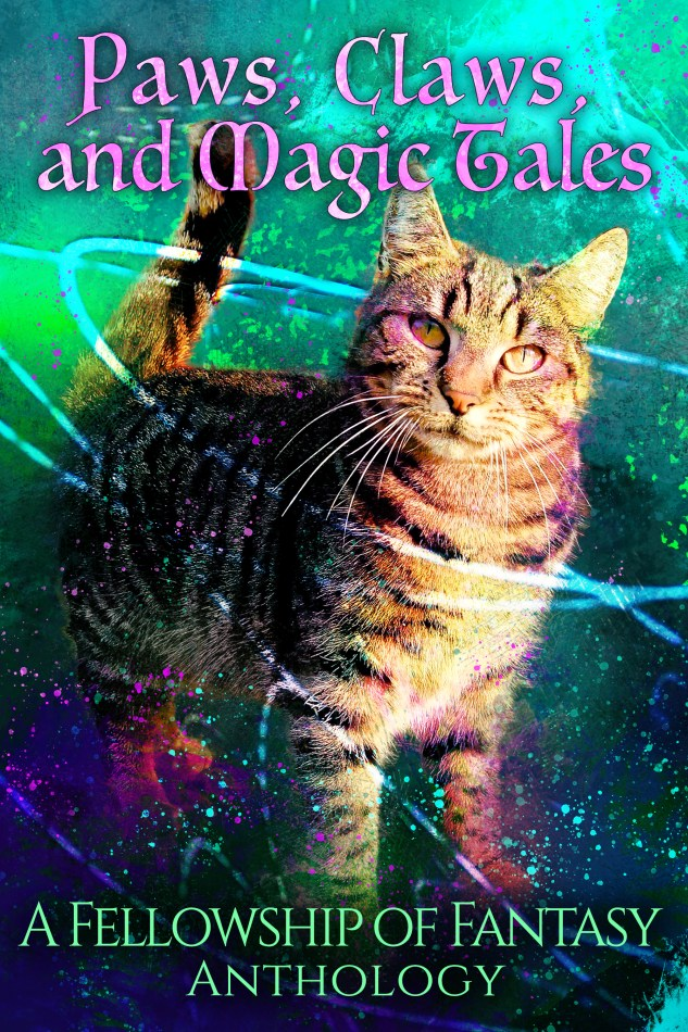 Book Cover: Paws, Claws and Magic Tales