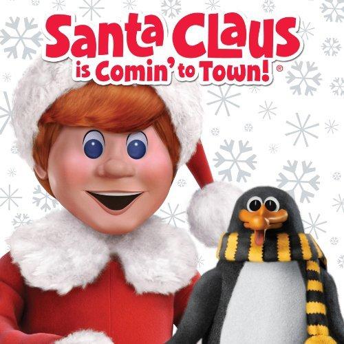 Santa coming town