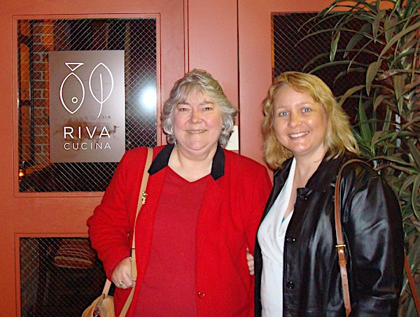 My visit with Deb in Berkeley