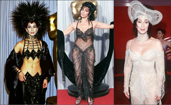 cher-collage