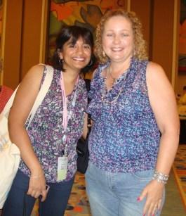 me with Nalini Singh