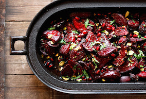 Moroccan Beets